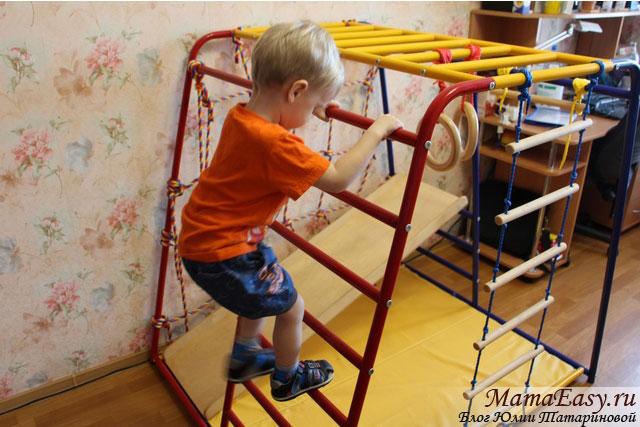 Спорткомплекс для малышей