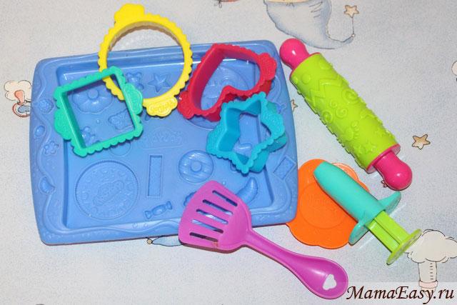 Набор для лепки Play Doh Магазинчик печенья