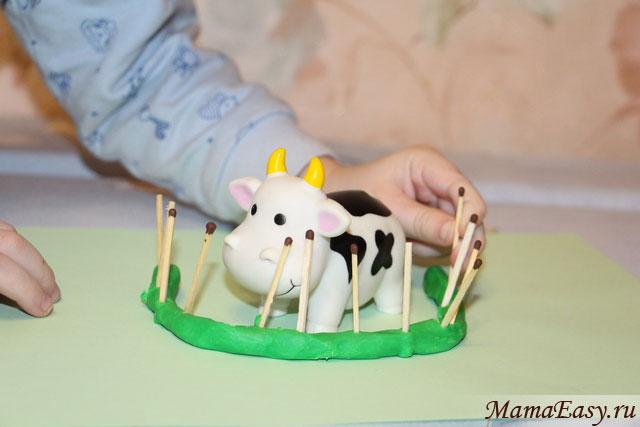 Лепка для детей 1 - 2 лет