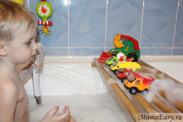 Игры во время купания